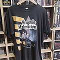Yngwie J. Malmsteen - TShirt or Longsleeve - Yngwie Malsmteen Eclipse tour