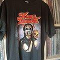 King Diamond - TShirt or Longsleeve - King Diamond Conspiracy tour 89-90 shirt