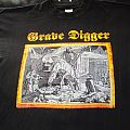 Grave Digger The Reaper shirt