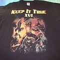 Keep it True XVI shirt