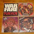 Warfare Vinyls