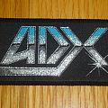 ADX - Patch - ADX 80s Logo Patch