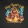 Blue Öyster Cult - Fire Of Unknown Origin Shirt