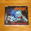 Striker - Eyes in the Night CD