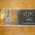Meshuggah Cds