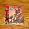 Quartz - Tape / Vinyl / CD / Recording etc - Quartz - Stand Up and Fight CD JAPAN