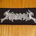 Miasmal Logo Patch