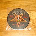 Agressor - The Spirit of Evil 7'' Picture Disc LTD 500