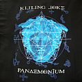 Killing Joke Pandemonium shirt