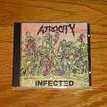 Atrocity - Infected CD