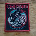 Chastain Mystery Of Illusion Patch