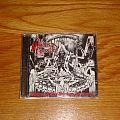 Hellish Crossfire - Slaves of the Burning Pentagram CD