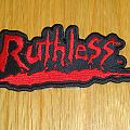 Ruthless Logo Patch