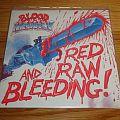 Blood Money Red,Raw and Bleeding! LP
