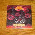 Altar / Cartilage  Split CD Promo