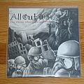All Out War For Those Who Were Crucified LP