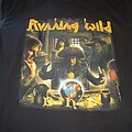 Running Wild - TShirt or Longsleeve - Running Wild - Black Hand Inn Shirt