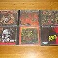 Slayer - Tape / Vinyl / CD / Recording etc - Slayer Cds