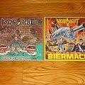 Wehrmacht - Tape / Vinyl / CD / Recording etc - Wehrmacht Vinyls