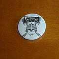 Voivod - Pin / Badge - Voivod Button