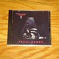 Vulture - Fatal Games CD