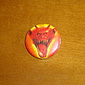 Uriah Heep - Pin / Badge - Uriah Heep Button