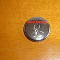 Bathory - Pin / Badge - Bathory Button