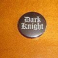 DARK KNIGHT - Pin / Badge - Dark Knight Button
