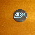 ADX - Pin / Badge - ADX Button