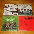 Uriah Heep - Tape / Vinyl / CD / Recording etc - Uriah Heep - Singles