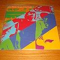 John Wetton - Cross In The Crossfire LP Tape / Vinyl / CD / Recording etc