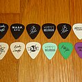 W.A.S.P. - Other Collectable - W.A.S.P. 12 Guitar Picks
