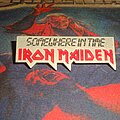 Iron Maiden - Pin / Badge - Iron Maiden - Somewhere In Time Pin