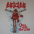 Deicide - TShirt or Longsleeve - Deicide - Once Upon The Cross Shirt