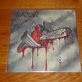 Razor - Tape / Vinyl / CD / Recording etc - Razor - Violent Restitution LP