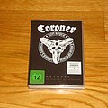 Coroner - Tape / Vinyl / CD / Recording etc - Coroner - Autopsy: The Years 1985-2014 in Pictures 3DVD+CD