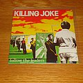 Killing Joke - Follow The Leaders 7'' Spain Tape / Vinyl / CD / Recording etc