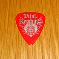 Vital Remains - Other Collectable - Vital Remains Guitar Pick