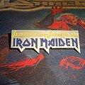 Iron Maiden - Pin / Badge - Iron Maiden - Seventh Son Of A Seventh Son Pin