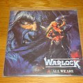 Warlock - All We Are 7'' Spain