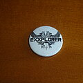 Exxplorer - Pin / Badge - Exxplorer Button