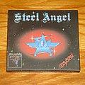 Steel Angel - Tape / Vinyl / CD / Recording etc - Steel Angel - Kiss Of Death + ...and the Angels Were Made of Steel CD