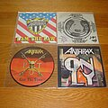 Anthrax - Tape / Vinyl / CD / Recording etc - Anthrax - Singles