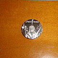 Crucifixion - Pin / Badge - Crucifixion Button