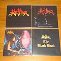 Hellion Vinyls Tape / Vinyl / CD / Recording etc