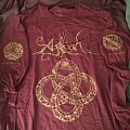 Agalloch - The Serpent and The Sphere tour longsleeve TShirt or Longsleeve