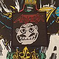 Anthrax Not Man Patch