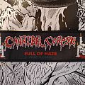 Cannibal Corpse - Patch - Cannibal Corpse - Full of Hate Strip Patch