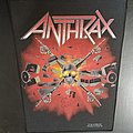 Anthrax - Patch - Anthrax - Got the Time Back Patch