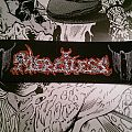 Merciless - The Awakening Strip Patch